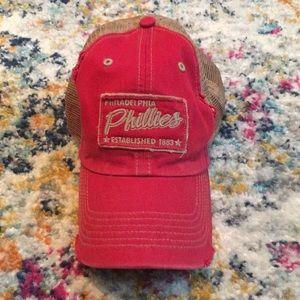 Philadelphia Phillies Baseball Trucker Hat